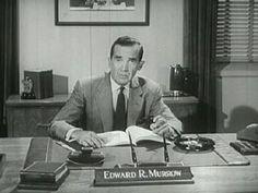 Edward R. Murrow – A Propaganda Hound