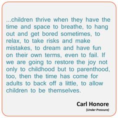 Quote Poster originally posted to the Explorations Early Learning Facebook Page