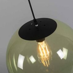 Shop for Pendant Lamp Pallon 35 Green online! Green, Lamp, Color, World Of Color, Pendant Lamp, Home Decor, Through The Looking Glass, Glass