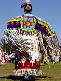 Not only Possible - INSPIRING!  I dance like this and it is spiritual and freeing.  My regalia isn't like this but yet it can be POSSIBLE!!