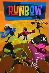 Get Ready to Runbow! Runbow is a fast-paced action party game for up to 8 players locally and 9 players online. Sofa King, King Of The Hill, Xbox One Console, People Online, Play Online, Best Graphics, Xmas Ideas, Party Games, Colorful Backgrounds