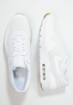 newest 802a0 96689 Nike Sportswear AIR MAX 1 ULTRA MOIRE - Sneaker - white - Zalando.de Air