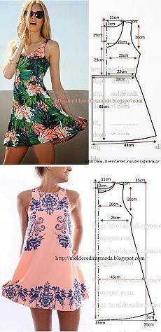 Sewing Dress, Dress Sewing Patterns, Diy Dress, Sewing Patterns Free, Sewing Clothes, Clothing Patterns, Diy Gown, Dress Ideas, Fashion Sewing