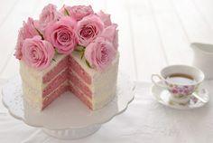 La chica de la casa de caramelo: Tarta de frambuesa y mascarpone