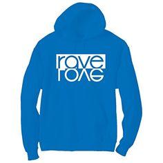 Rave Love Bright Neon Blue Adult Pullover Hoodie - Small ZeroGravitee http://www.amazon.com/dp/B01BYSNTMM/ref=cm_sw_r_pi_dp_-GCZwb19VVT17
