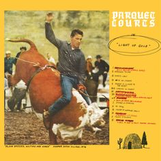 Parquet Courts = Light Up Gold (may be my debut of the year)