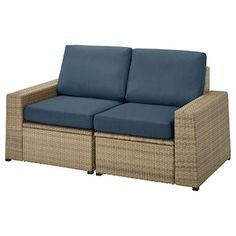 Create your outdoor paradise with SOLLERÖN modular sections. Maintenance-free plastic rattan and thick, comfortable cushions that are fade-resistant and water-repellent – making life extra comfortable. Hemnes Shoe Cabinet, Modulo 2, Outdoor Sofa, Outdoor Furniture, Modul Sofa, Foam Packaging, Recycling Facility, Ikea Family, Seat Pads