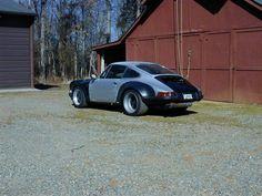 Porsche 911 - Wide body flares