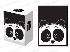 100-Legion-Panda-Deck-Protectores-C-caja-de-cubierta-Lote-Mtg-Mangas