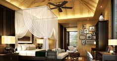 The Sanchaya, an exclusive beachfront resort on the beautiful island of Bintan, will offer guests the choice of 21 villas and 9 suites when it opens on 1 October 2014.