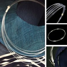 Plastic Wire (also known as Brim Reed or Plastic Memory Wire) is commonly used in millinery around the edge of hat brims to. The gauge of the wire is 1.3mm. Sold in 5 metre lengths. We will do our best to resolve those problems. | eBay!