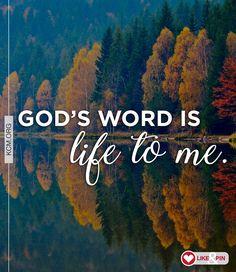 Say this! #Godsword #lovelettersfromGod
