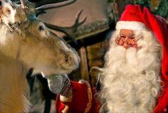 SantaParkin Joulupukki