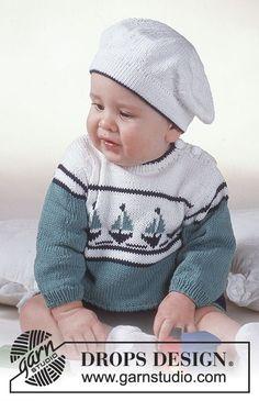 611dbe4ae881 Le Petit Explorateur   DROPS Baby 2-5 - Modèles tricot gratuits de DROPS  Design
