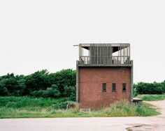 Johansen Skovsted Arkitekter - Skjern Å, Ringkøbing-Skjern region 2015. The transformation of three pumping stations from the 1960s to bird-watching platforms, viewing stations, and public spaces. An...