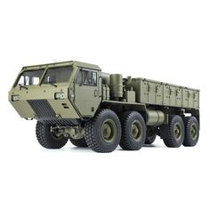 HG P P.G X M mm Rc Car US Army Military Truck Without Battery Charger Main functionForward,backward,turn leftright,brake,every doors can be opened FeaturesCentral transmission. Remote Control Cars, Radio Control, Carros Rc, Sierra Leone, Rc Autos, Army Vehicles, Armored Vehicles, Rc Trucks, Goods And Service Tax
