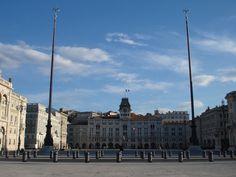 Piazza dell'Unità d'Italia, Trieste.