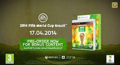 Entérate Cali: EA Sports lanza el Gameplay Trailer oficial de FIFA world Cup 2014...