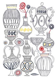 vases Jenny Bowers