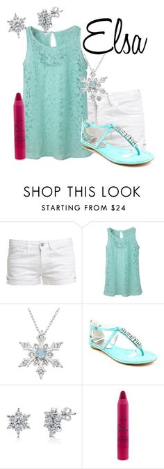 """""""Elsa"""" by sharedpieceofcake ❤ liked on Polyvore featuring Le Temps Des Cerises, Marc Fisher, BERRICLE and tarte"""