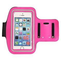 Universal Sports Armband, Sweatproof Running Case Workout Arm Band for iphone 7 inch with key holder (Pink) Arm Workout With Bands, Sweat Proof, Ipod Nano, Running Workouts, Samsung Galaxy S4, Ipod Touch, Red Roses, Cell Phone Accessories, Iphone 7