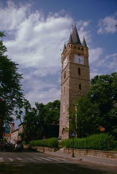 Romania Baia Mare The Saint Stephen's Tower 1387   by MarculescuEugenIancuD60Alaska