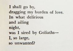 """To His Beloved Self the Author Dedicates These Lines"" by Vladimir Mayakovsky, 1916."