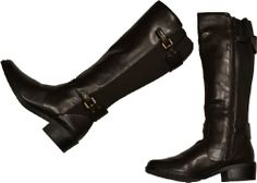 #Anne #Klein Lanthe Knee High Tall Shaft Riding #Boot Shoe Synthetic Brown 9.5 Clearance Anne Klein,http://www.amazon.com/dp/B00FNYPF2Q/ref=cm_sw_r_pi_dp_o4oNsb1S292BNZEX
