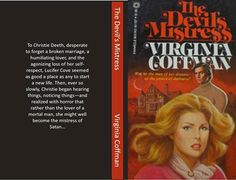 Virginia Coffman Gothic Romance Author Popular in the 1960's and 1970's.