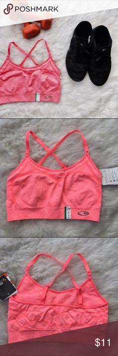 Selling this Champion• SzM• Convertible straps• Medium support• on Poshmark! My username is: soniaanaid91. #shopmycloset #poshmark #fashion #shopping #style #forsale #Champion #Other