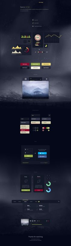 Space on Behance