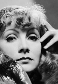 Greta Garbo- @Eschelle Westwood- Mum's namesake! Apparently granma was a huge…