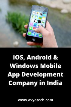 AvyaTech is one of the top mobile app development companies that build scalable, secure, and interactive apps for you. We transform your ideas into reality. Hire the best iOS, Android, and Windows app developers. Feel free to call us to discuss further. Android Windows, Mobile App Development Companies, Ios, Free