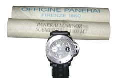 Buy a Panerai Luminor Submersible PAM 00064 watch in Classifieds on Presentwatch