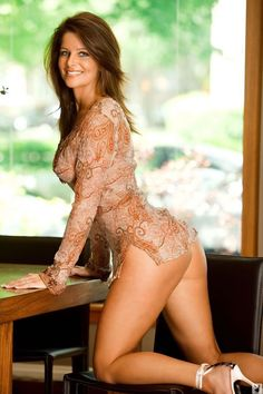 Jessica Zelinske pelada na Playboy