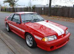 This 1992 Ford Mustang GT is described as one of 65 SAAC MkII's, the seller further claiming it to be the only red hatchback built. A project of the Shelby American Automobile Club, the MkII was intended as a successor to the GT350, and though Carol gave his approval, ongoing contractual ties to Chrysler prevented the car from wearing his name. Modifications were extensive, and a worked-over 302 offered 295 HP—70 more than stock