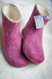 Resultado de imagen para botas afieltradas