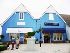 Bicester Village - A Heartthrob of Shopaholic