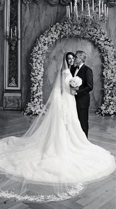 George Clooney & Amal Alamuddin's wedding