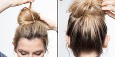 We all love a top knot! Either as a greasy-hair-day fix or the perfect party up-do, this style is worth nailing. Beauty Editor Kate shows you how to get it just right.