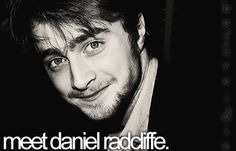55. No, you mean Harry Potter. Yes, I want to meet Harry!