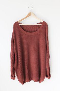 Romy Oversize Sweater
