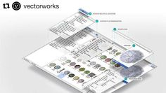 #Repost @vectorworks with @repostapp  3 cheers for efficient workflows! The new Resource Manager in #Vectorworks2017 lets you easily create find edit & apply resources to projects. ----------------------#Vectorworks #CAD #BIM #architecture #arquitectura #Set #Design #architect #arquitecto #resourcemanager #paisajismo #landscape #diseño #escenario