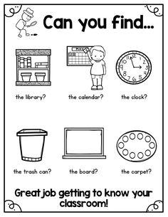 Classroom Scavenger Hunt Printable That are Fan