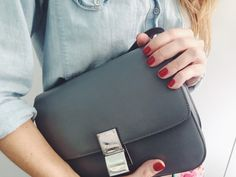 Hannah Halevi Style  - Celine Box Bag
