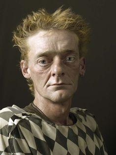 Pierre Gonnord / rostro, carne