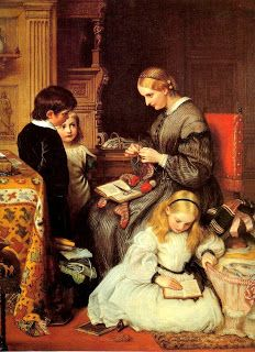 A Life Well Spent by Charles West Cope