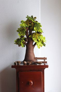 Conifer - Felt Tree