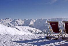 Winterurlaub Skifahren Zillertal Österreich Apres Ski