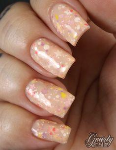 Glitter Daze- Flowers Are A Girls Best Friend Nail Polish www.ShopGlitterDaze.com